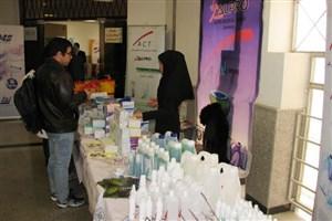 اولین  نمایشگاه تجهیزات پزشکی استان سمنان در دانشگاه آزاد اسلامی شاهرود
