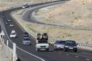 ترافیک روان و جوی آرام در جادههای کشور
