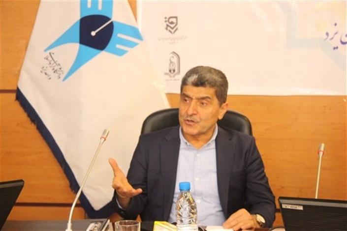 رئیس فدراسیون ملی ورزشهای دانشجویی