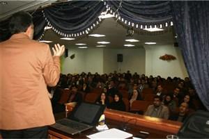 کارگاه آموزشی پروپوزال نویسی در دانشگاه آزاد اسلامی واحد نی ریز