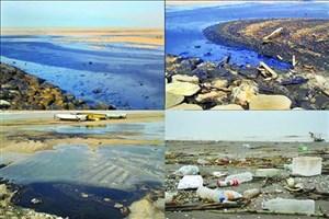 نماینده لنگرود :دریای خزر قربانی آلودگی نفتی کشورهای همسایه