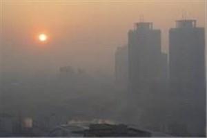 وارونگی در تبریز، غوغای آلودگی در اراک و آسمان دودی سنندج