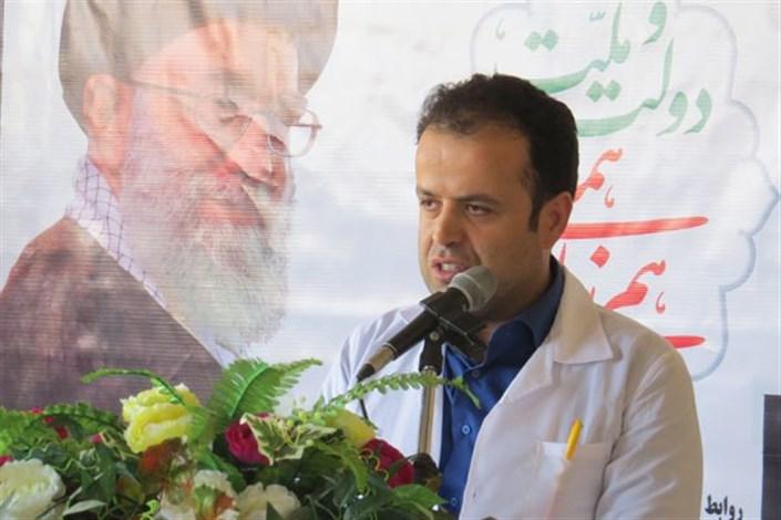 S & R IAU is Iran's 2nd Green University
