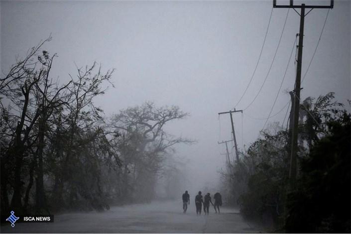 در مسیر طوفان متیو