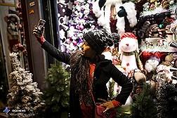 خرید شب کریسمس در تهران