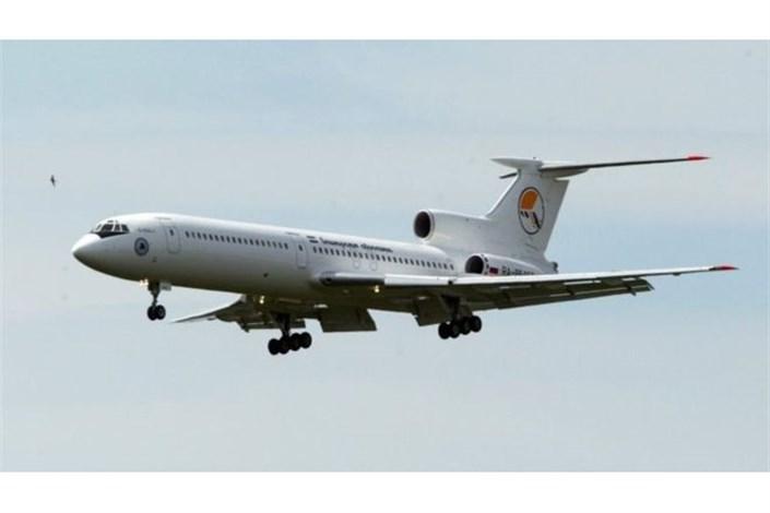 کشف لاشه هواپیمای روسیه در دریای سیاه لاشه هواپیمای سقوط کرده روسی پیدا شد