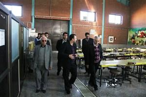 اجرای سیاستهای مدیریتی دکتر میرزاده، موجب برونرفت دانشگاه از بحرانهای اقتصادی شد
