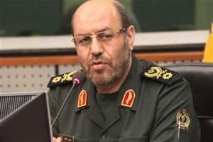 وزیر دفاع: به هرگونه تهدید احتمالی منطقه ای و فرامنطقه ای به شدیدترین وجه پاسخ خواهیم داد
