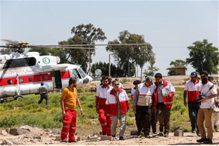 ٤۵ درصد از ماموریتهای امداد و نجات مربوط به ماموریتهای ترافیکی بوده است