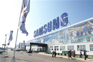 تجارت ساخت تراشه های سامسونگ ۱۰ درصد رشد میکند