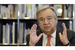 فراخوان دبیرکل جدید سازمان ملل برای تعهد همگان به صلح
