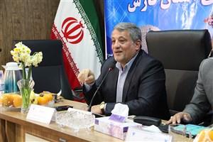 مسئولان دانشگاه به استان فارس در حوزه گردشگری نگاه ویژهای دارند