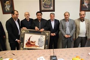 افتتاح پروژههای عمرانی واحد مرودشت و شیراز با حضور مهندس محسن هاشمی