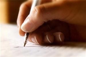 نمایه شدن مقاله عضو هیات علمی واحد تویسرکان در نشریه ACS Macro Letters