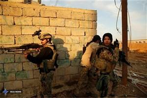 آزادسازی منطقه حی الیرموک موصل