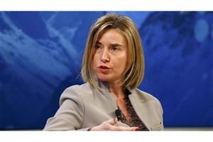 موگرینی: مذاکرات پیوستن ترکیه در اتحادیه اروپا معلق نخواهد شد