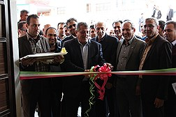افتتاح چندین پروژه عمرانی دردانشگاه آزاداسلامی واحد مرودشت با حضور محسن هاشمی
