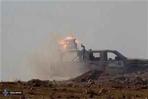 آزادی برخی مناطق در شرق موصل