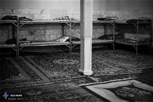 اولین کارتنخواب رسمی تهران: محمود هستم، کد ٠١، تخت ١