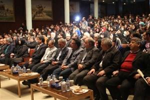 گردهمایی دانشجویان بورسیه بنیاد حامیان دانشگاه تهران