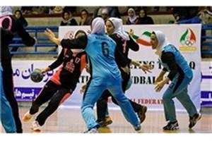 ایران درمسابقات هندبال قهرمانی بانوان آسیا مغلوب چین شد