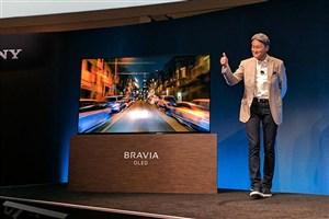 سونی تلویزیون 4K اولد براویا با پشتیبانی از Dolby Vision HDR را معرفی کرد