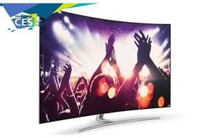 تلویزیونهای جدید سامسونگ با فناوری QLED ساخته شدهاند