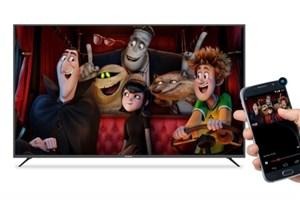 تلویزیون ال ای دی 4K جدید پولاروید با پشتیبانی از کروم کست معرفی شد