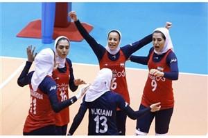 خروج ممنوع برای دختران والیبالیست ایران