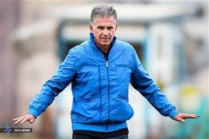 پوشاک تیم ملی در بازی با ازبکستان تغییر میکند