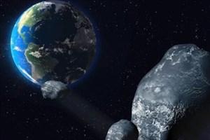 گذر غیرمنتظره یک سیارک از نزدیکی زمین