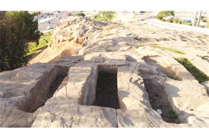 گوردخمههای باستانی پناه بیخانمانهای اهواز
