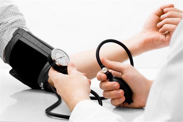 شیوع فشار خون
