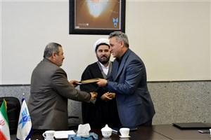 معاون جدید آموزشی دانشگاه آزاد اسلامی واحد ارومیه معرفی شد
