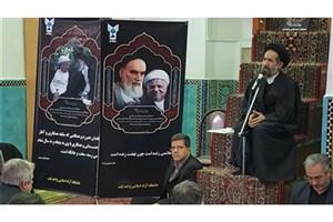 حجت الاسلام ابوترابی فرد: آیت الله هاشمی رفسنجانی از هیچ تلاشی برای سرافرازی ایران فروگذار نکرد