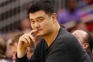 یائومینگ به صورت موقت سرمربی تیم بسکتبال چین شد