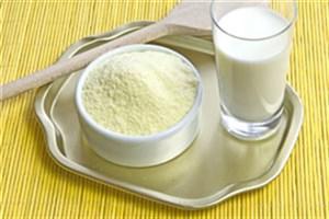 صادرات شیرخشک صنعتی به کشورهای همسایه