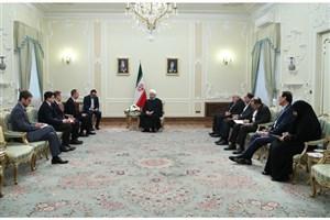 رییس جمهوری:  ایران از گسترش و تحکیم روابط با آلبانی استقبال می کند