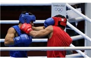 ترکیب تیم ملی بوکس اعزامی به باکو اعلام شد