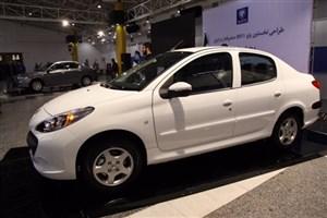 پالس مثبت دنا پلاس به صنعت خودرو/ پژو 207 صندوق دار در ایران طراحی شد+ تصاویر