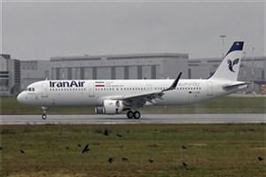 تاخیر پروازهای ایران ایر در فرودگاه مشهد
