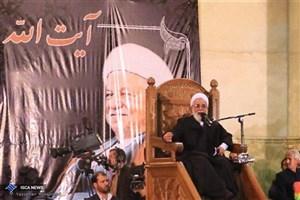 ناطق نوری: آیت الله هاشمی روی اصول انقلاب با هیچ کسی معامله نمی کرد