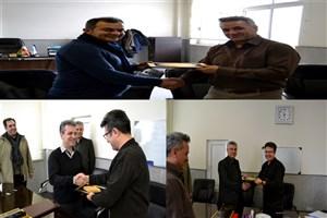 مدیرکل جدید آموزش و تحصیلات تکمیلی واحد ارومیه منصوب شد