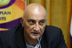میرزاآقابیک: حال بسکتبال ایران بد است
