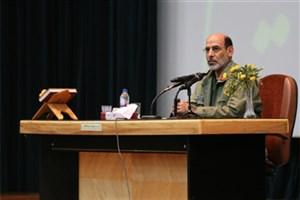 """سردار سپهر : """"تا زنده ایم، رزمندهایم """" راهبرد اساسی و باور پاسداران انقلاب اسلامی است"""