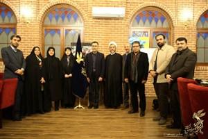 جلسه ای که با حضور حجت الله ایوبی و کمیسیون فرهنگی مجلس انجام شد