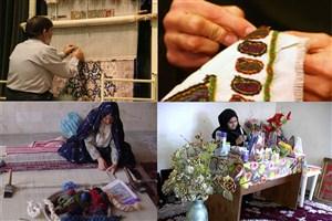 برپایی دومین نمایشگاه معرفی و فروش تولیدات خانگی در زیرگذرتأتر شهر