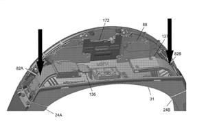 مایکروسافت برای توسعه هولولنز ملزم به استفاده از لوله های حرارتی منعطف بوده است