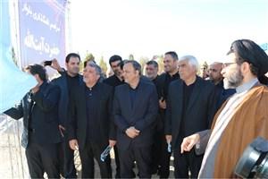 آیین نامگذاری بزرگراه کرمان- باغین به عنوان بزرگراه آیت الله هاشمی رفسنجانی برگزار شد