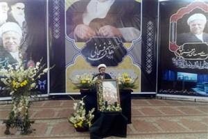  حجت الاسلام میرزایی: در سوگ کسی نشسته ایم  که فراگیری علم و دانش را به سراسر کشور انتقال داد
